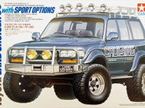 Tamiya 24122 Toyota Land cruiser 80 Sport Option