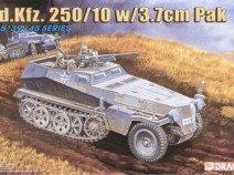 Dragon 6139 SdKfz 251/10 with 3.7cm PaK