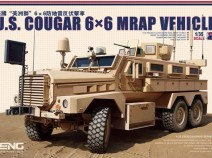 MENG SS-005 US Cougar 6x6 MRAP vehicle
