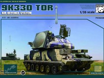 Panda Hobby PH35008 1/35 9K330 Russian TOR-M1 Missile System
