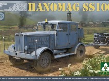 Takom 2068 1/35 WWII German Tractor Hanomag SS100