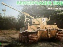 Rye Field Model RM-5008 1/35 BERGEPANZER Tiger I Sd.Kfz.185 Italy 1944