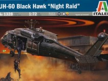 "Italeri 1328  вертолет UH-60/MH-60 BLACK HAWK ""NIGHT RAID"" (1:72)"