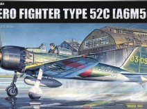 Academy 12493 A6M5c Zero Fighter type 52c (1:72)