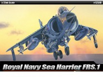 Academy 12518 самолёт FRS. 1 SEA HARRIER (1:72)