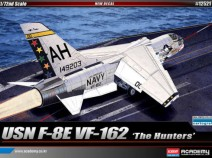 "Academy 12521 самолет USN F-8E VF-162 ""The Hunters"" (1:72)"