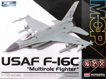 Academy 12541 самолёт USAF F-16C Multirole Fighter (1:72)