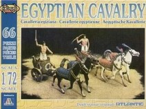 Italeri 002 (Nexus) Фигурки солдат Egyptian Cavalry