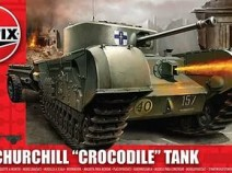 Airfix 2321 Churchill Crocodile