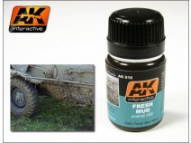 AK-Interactive AK-016 FRESH MUD EFFECTS