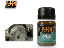 AK-Interactive AK-017 EARTH EFFECTS