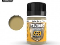 AK-Interactive AK-065 FILTER FOR AFRICA KORPS VEHICLES