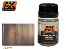 AK-Interactive AK-012 STREAKING GRIME GENERAL