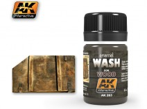 AK-Interactive AK-263 WASH FOR WOOD