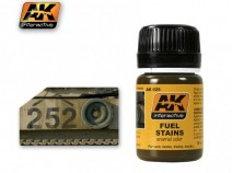 AK-Interactive AK-025 FUEL STAINS