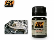 AK-Interactive AK-084 ENGINE OIL