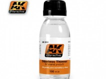 AK-Interactive AK-050 ODORLESS TURPENTINE 100 mL