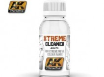 AK-Interactive AK-470 XTREME CLEANER for Xtreme metal colour range