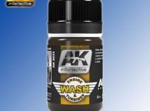 AK-Interactive AK-2033 WASH FOR AIRCRAFT ENGINE