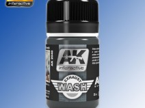 AK-Interactive AK-2040 WASH FOR EXHAUST