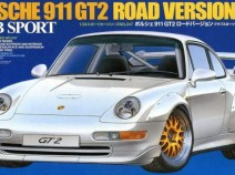 Tamiya 24247 Porsche 911 GT2 Road version Club Sport