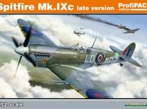 Eduard 70121 Spitfire Mk.IXc late version