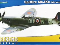 Eduard 84136 Spitfire Mk.IX Late version