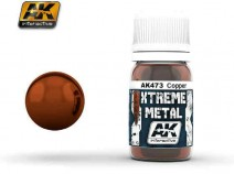 AK-Interactive AK-473 XTERME METAL COPPER