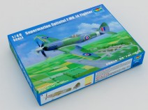 Trumpeter 02850 Supermarine Spiteful F.MK.14 Fighter 1/48