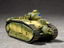 Trumpeter 07263 French Char B1bis 1/72