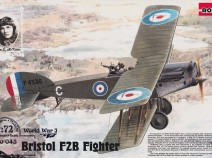 Roden 043 Bristol F2B Fighter 1/72