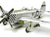 "Tamiya 60770 Republic P-47D Thunderbolt ""Bubbletop""  1/72"