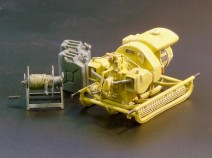 Plusmodel PM421 German power unit WW II 1/35