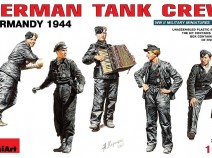 MiniArt 35132 German Tank Crew Normandy 1944 1/35