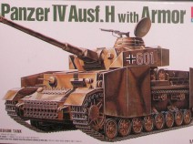 Academy 13233  PzKpfw IV Ausf H 1/35