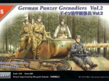 Tristar 35005 German Panzer Grenadiers Vol. 2 1/35