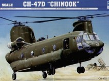 Trumpeter 01622 CH-47D Chinook 1/72