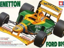 Tamiya 20036 Benetton Ford B192 1/20