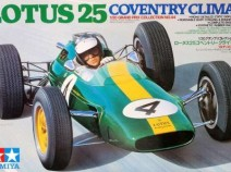 Tamiya 20044 Lotus 25 Coventry Climax 1/20