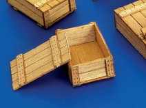 PlusModel PM261 Wooden Boxes II