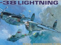 Academy 12282 P-38 J/L/Drop Snoot/F5e Lightning 1/48