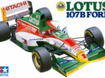 Tamiya 20038 LOTUS 107 B FORD 1/20