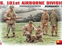 MiniArt 35089 U.S. 101st AIRBORNE DIVISION (NORMANDY 1944)
