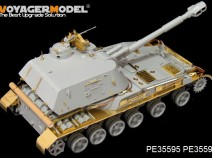 VOYAGER PE35595 Modern Russian 2S3 152mm SP Howitzer Early Detail set for Trumpeter 05543 1/35