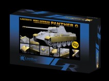 LION ROAR LAS35015 Panther G. Detail set 1/35