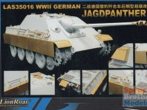 Lion Roar LAS35016 German Jagdpanther Grade Up set 1/35