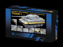 LION ROAR LAS35017 WWII German Tiger I Late upgrade set 1/35