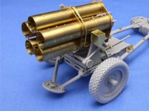 Great Wall Hobby L3503 German Rocket Launcher 210mm Nebelwerfer 42 1/35
