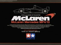 Tamiya 89718 McLaren Mercedes MP4/13 1/20