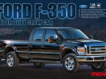 Meng CS-001 Ford F-350 Super Duty Crew Cab 1\24